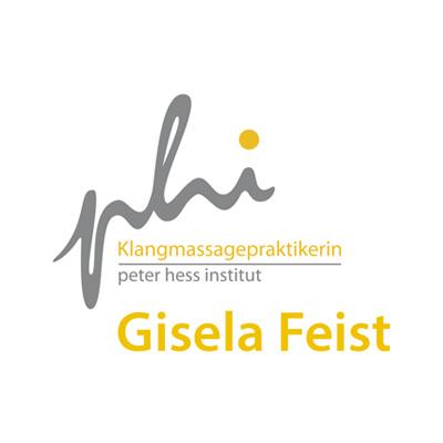 Logo Klangmassagepraktikerin Gisela Feist