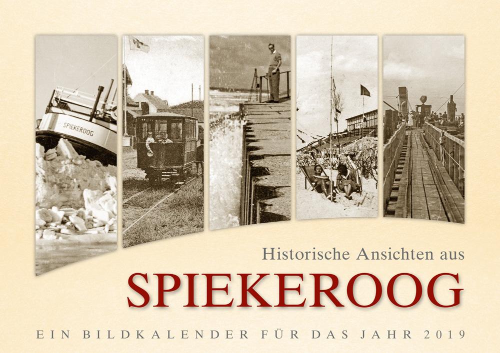 Kalender Spiekeroog 2019